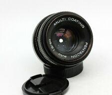 Vintage Black MC PENTACON auto 1.8/50mm M42 screw mount lens Canon Zenit ZS14
