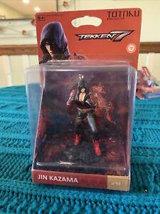Tekken 7 Jin Kazama Figure Totaku Collection no15 First Edition New Sealed