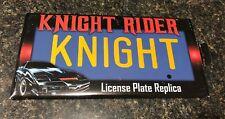 Diamond Select Knight Rider License Plate Replica