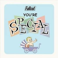 Fallout - You're S.p.e.c.i.a.l., Hardcover by Insight Editions (COR), Like Ne...