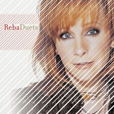 REBA McENTIRE Duets CD NEW With LeAnn Rimes Kelly Clarkson Trisha Yearwood
