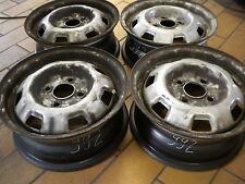 4x Stahlfelgen 5Jx13 ET40 Nissan Sunny Alcar 3940