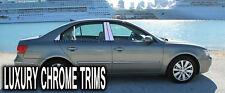 Fits Hyundai Sonata Stainless Steel Pillar Posts by Luxury Trims 2006-2010 (8pc)