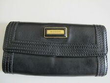 Burberry Women's Leather Wallet Black