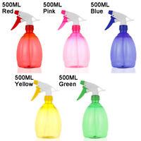 500ml Spray Hairdressing Flowers Plants Water Sprayer Hair Salon Tool Bottle +