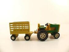 Tonka - Tractor And Trailer - 9+3 1/8in