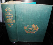 The Compete Illustrated Stories Of Hans Christian Andersen, Hardback.