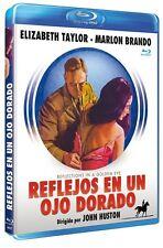 REFLECTIONS IN A GOLDEN EYE (1967 Marlon Brando)  - Blu Ray - Sealed Region B