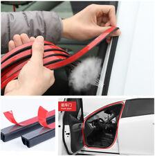 5M Flexibel Gummi B Form Verbesserte Auto Tür Dichtung Streifen Schalldämmung