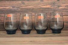 Libbey Glassware 4 Stemless Glass Wine