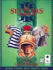 The Settlers III 3 Misson CD + Level Editor PC campaign race levels game add-on!