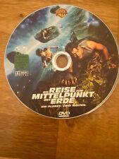 DVD Die Reise zum Mittelpunkt der Erde / Brendan Fraser