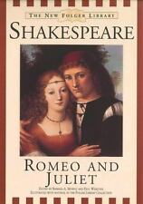 NEW - Romeo and Juliet (New Folger Library Shakespeare)