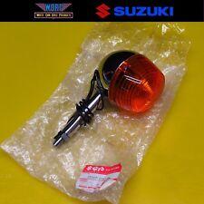 NEW OEM Suzuki Savage Colt Turn Signal Flasher Light Rear Back L/R 35603-26611