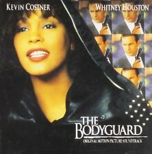 WHITNEY HOUSTON - THE BODYGUARD: MOTION PICTURE SOUNDTRACK: CD ALBUM (1992)