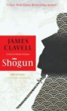 Shogun by James Clavell (1986, Paperback)