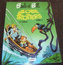 Roba - Boule et Bill Globe Trotters 2 - Cote d'Or 1981