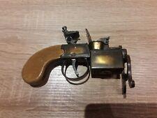 Rare ancien briquet DUNHILL essence pistol petrol LIGHTER dunhill
