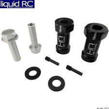Hot Racing SCX10ET01 18mm Wheel Hub Extensions with 12mm Hex (2) - Axial Scx Wra
