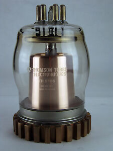Thompson TH5186 Industrial power triode Tube - ON SALE