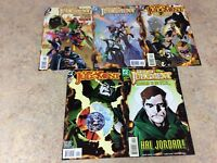 DAY OF JUDGEMENT #1,2,3,4,5 OF 5 LOT OF 5 COMIC NM 1999 DC
