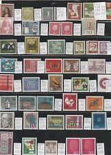 90 timbres d'Allemagne Fédérale neufs  très bon état identique au  scan