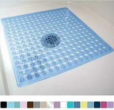 Gorilla Grip Original Patented Bath, Shower, Tub Mat, 21x21, Machine Washable,