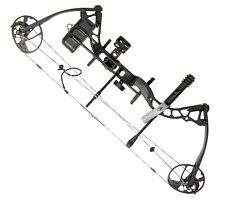 Diamond Infinite Edge Pro Black Left Hand Compound Bow Package A12488