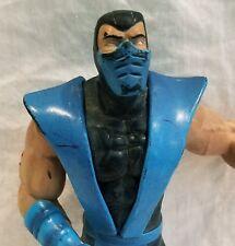 Mortal Kombat ~ Sub Zero ~ Action Figure ~ Loose ~