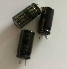 BLACK GATE F 25V 100uf extrem rar HIGHEND Kondensator