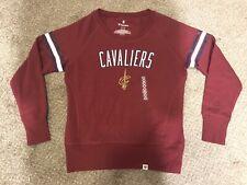 Cleveland Cavaliers Women's Crewneck Sweatshirt, size medium, Fanatics