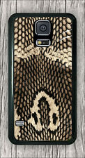 SNAKE SKIN COBRA CASE COVER FOR SAMSUNG GALAXY S5 -pa1q