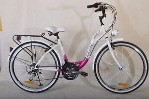 UK stock Ladies Girls Dutch Style 26'' Bike Bicycles 18 Speed Shimano part