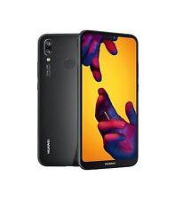 Huawei P20 Lite Black ANE-LX1 64GB 4G LTE Octa Core SIM (Unlocked) Smartphone