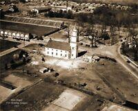 Fort Benning, Georgia Post Chapel 1935 Historic Photo Reprint 8x10 FREE SHIPPING