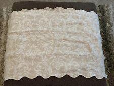 """Royal Velvet King Coralie Damask Pillow Sham 19""""x36"""" Pebble Beach"""