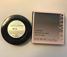 Mary Kay Cheek Color Cream Blush, Sheer Bliss or Cranberry, New in box, Choose