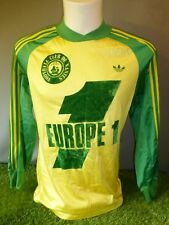 Nantes Football Shirt 1977/79 Adult Small Home Adidas Ventex
