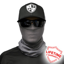 SA Salt Armour Tactical Grey Face Shield. Only $5 each when you buy 3!!