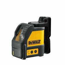 DeWALT DW088K-XJ Kreuzlinien Laser mit Koffer - Schwarz/Gelb