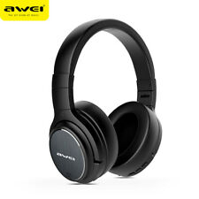 AWEI A950BL Wireless Headphones Earphone Gaming Headset WIth MIC for iPhone PC