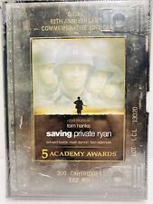 Saving Private Ryan Dvd, D-Day 60th Anniversary Commemorative Edition New Sealed