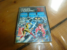 Jeux video pour console Philips Videopac 22, space monster