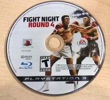 Fight Night Round 4 (Sony PlayStation 3, 2009) DISC ONLY 6394