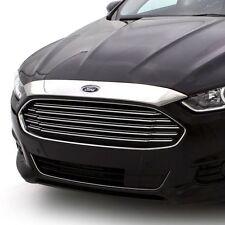 Hood Stone Guard-Aeroskin Chrome AUTO VENTSHADE 620013 fits 10-12 Ford Fusion
