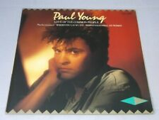 """Paul Young:  Love of the Common People   1983   UK   EX+   2X7"""""""