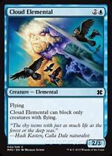 CLOUD ELEMENTAL Modern Masters 2015 MTG Creature — Elemental Com