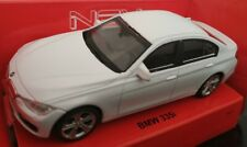 1/43 BMW SERIE 3 BLANCO COCHE METAL  ESCALA COLECCION DIE CAST