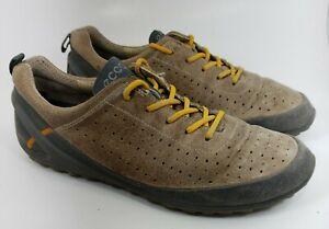 Ecco Biom Size 42 US Mens 8.5/9 Natural Motion Grip Walking Athletic Shoes Black
