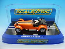 "Scalextric C3436, SLN, Caterham 7 ""edition of 150 2013"